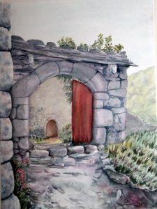 Le vieux Mur