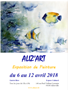 Affiche Expo 2018Capture