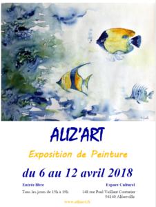 Affiche Expo 2018Capture